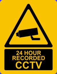24 Hour Recorded CCTV