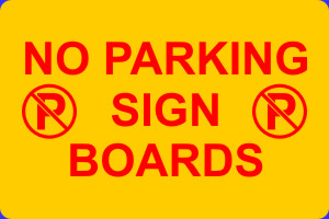 Click to Buy Parking Sign Boards