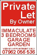 Private Property For Sale or To Let Signs